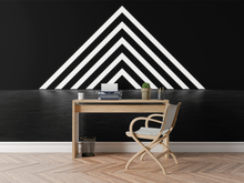 Triangle Lights  - 0347 - Wall Murals Printing - wall art