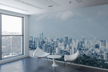 Technological City  - 01108 - Wall Murals Printing - wall art