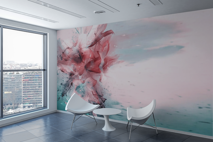 Abstract Digital Art Wall Mural  - 0361 - Wall Murals Printing - wall art