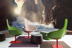 Beach and rocks - 02102 - Wall Murals Printing - wall art