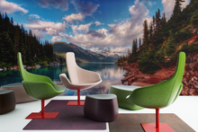 Beautiful Dock View - 0246 - Wall Murals Printing - wall art