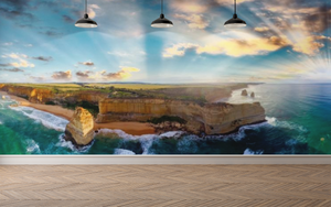 Island Panoramic  - 02236 - Wall Murals Printing - wall art