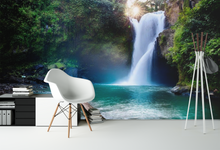 Tropical Waterfall - 02164 - Wall Murals Printing - wall art
