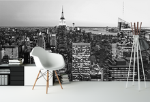 B&W New York  - 016 - Wall Murals Printing - wall art