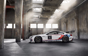 Racing BMW  - 043 - Wall Murals Printing - wall art