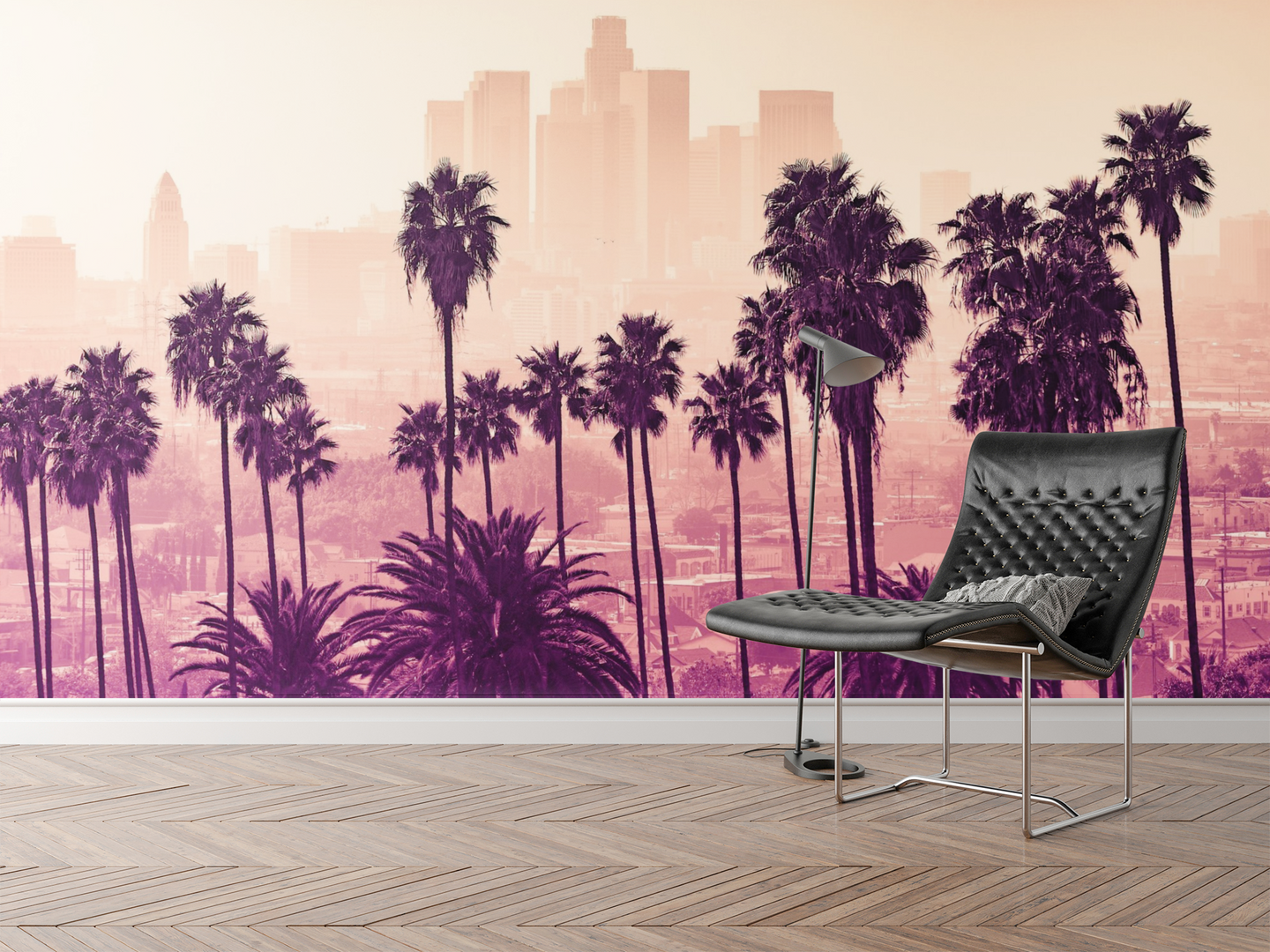 California Palm Trees - 0198 - Wall Murals Printing - wall art