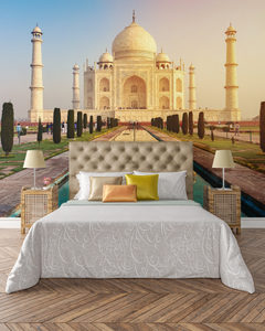 Palace Sunset - 0172 - Wall Murals Printing - wall art