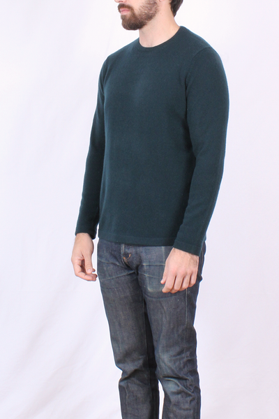 Autumn Cashmere-Basic Crew