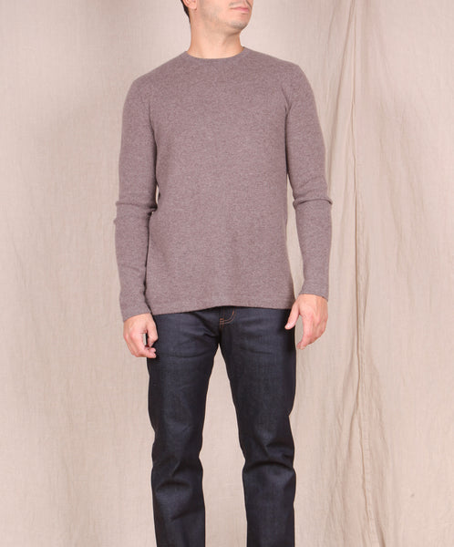 Autumn Cashmere-Basic Crew // MULCH