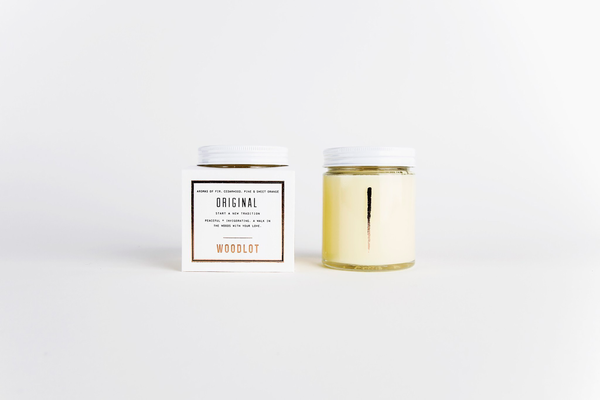 Woodlot-8oz Candle