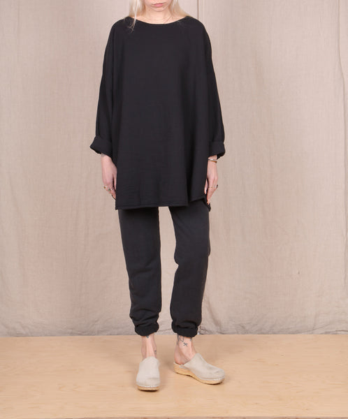 Revisited-Oli Top // Black