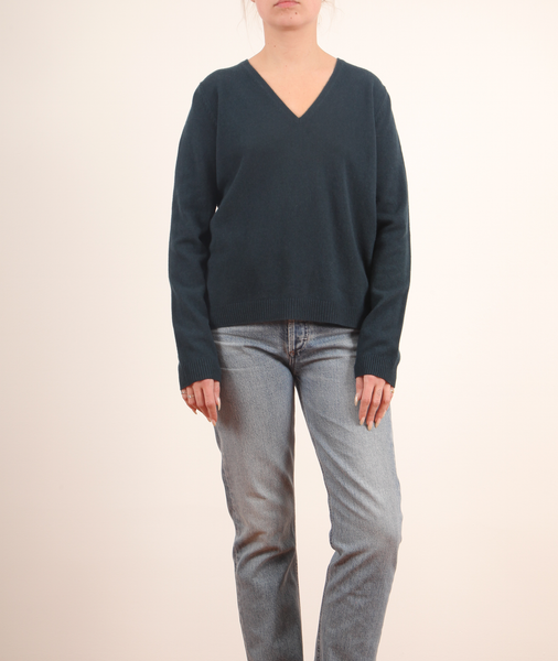 Hartford-Minouche V-Neck Sweater