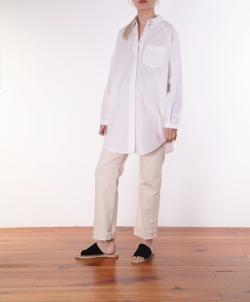 Kowtow-Oversized Shirt