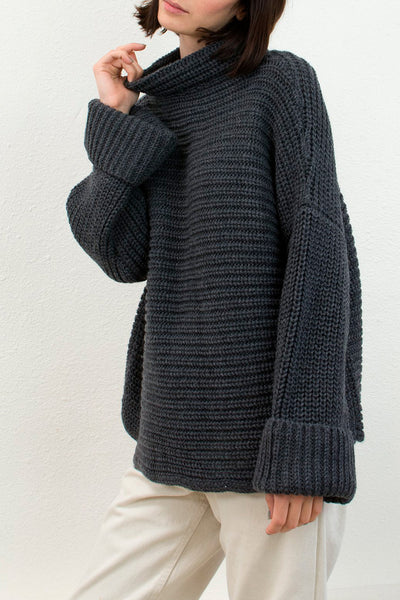 Micaela Greg-Parallel Pullover