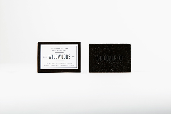 Woodlot-4oz Soap Bar