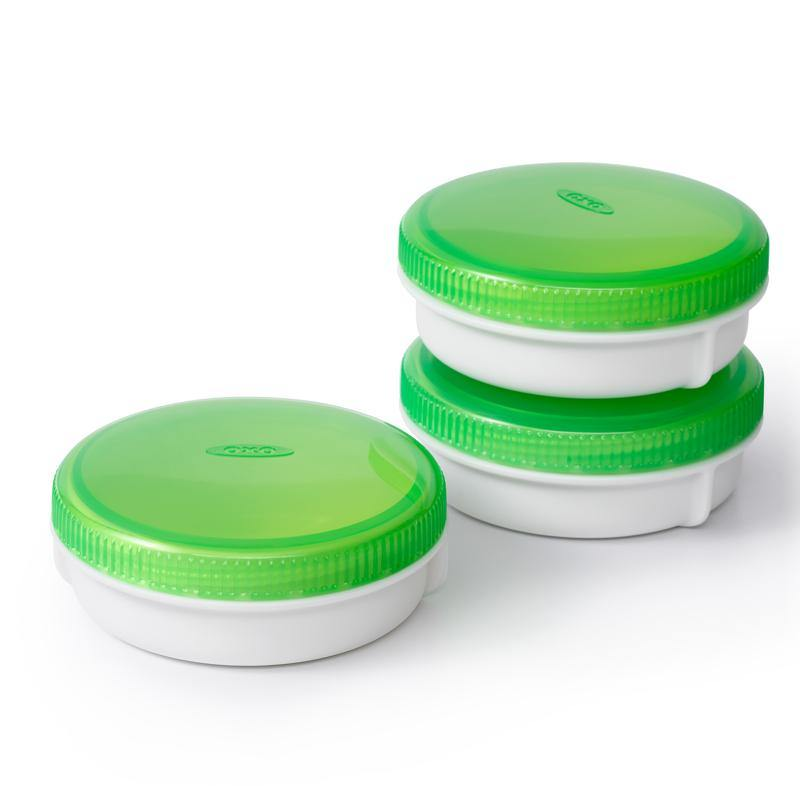 S/3 Condiment Keepers OXO Good Grips