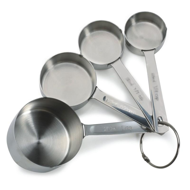 S/4 S/S Measuring Cups