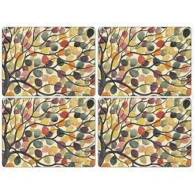 Placemats S/4 - Dancing Branches Pimpernel