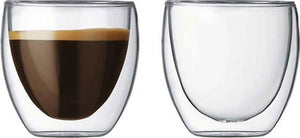 Bodum Pavina Cappuccino Cups Set of 2
