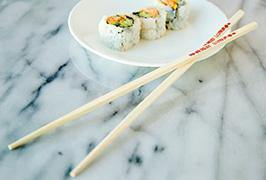 Fox Run Chopsticks, Bear Country Kitchen, Rossland BC