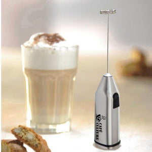 Electronic Milk Frother Cafe Culture