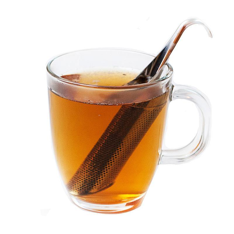 Stainless Steel Tea Infuser Long Ch'a Tea