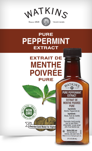 Pure Peppermint Extract Watkins