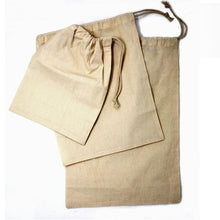 3 Produce Bags - Solid Cotton