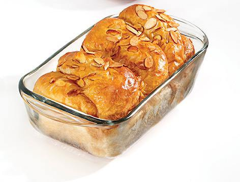 Anchor Hocking Glass Loaf Pan, Bear Country Kitchen, Rossland BC