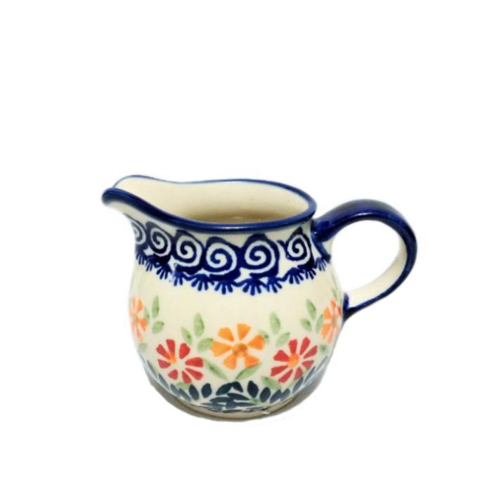Creamer - Spring Morning Polish Pottery