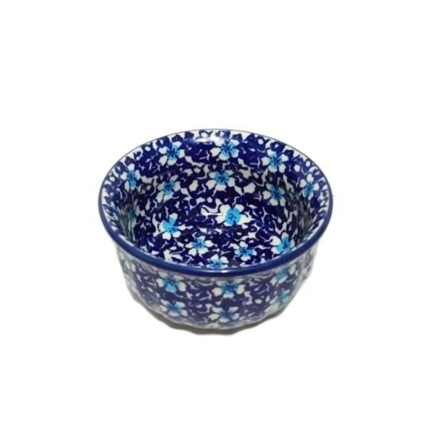 Ice Cream Bowl - Floral Fantasy Polish Pottery