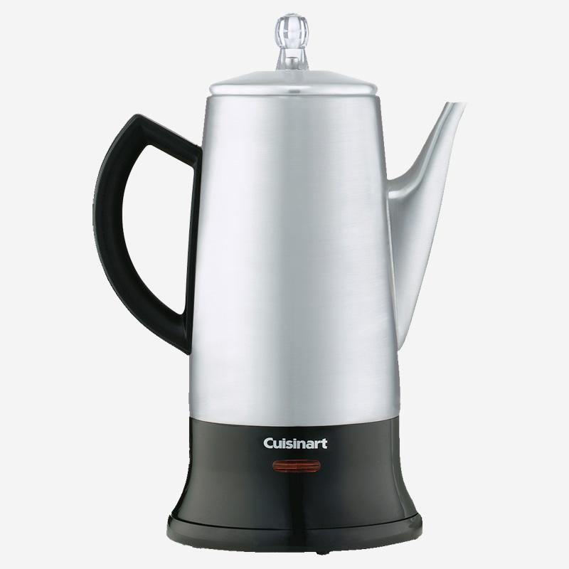 Classic Cordless Percolator: 4 to 12 Cup Cuisinart