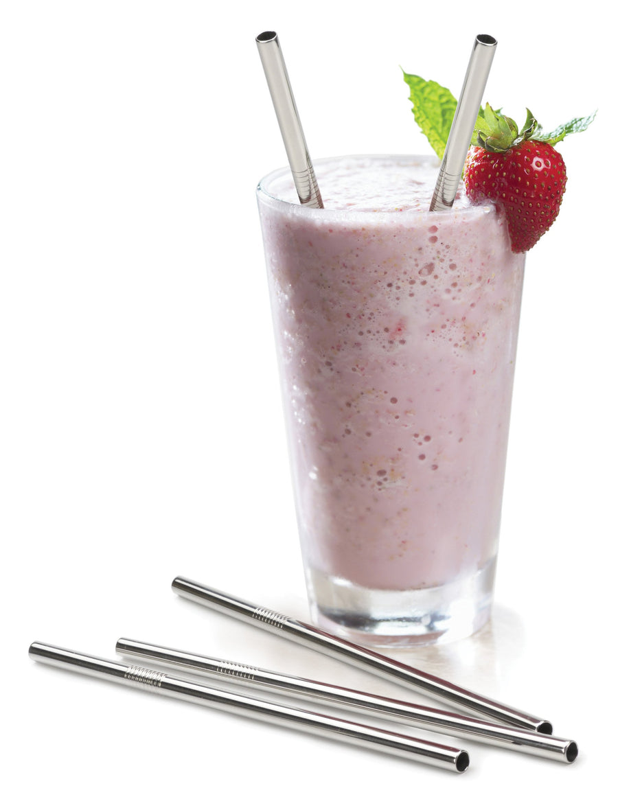 Frozen Drink Straws Endurance