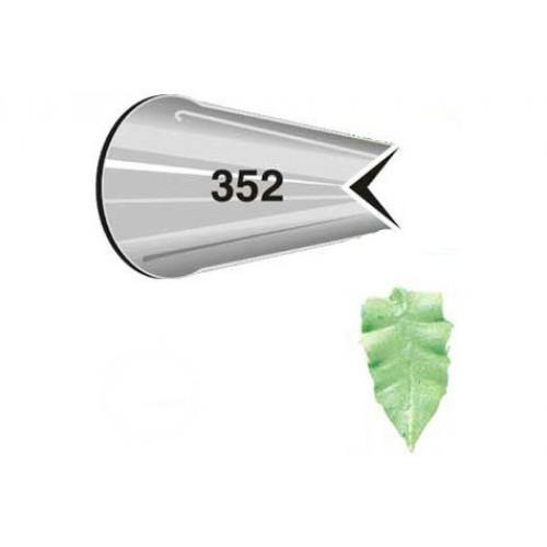 Wilton Cake Decorating Tip #352 Leaf