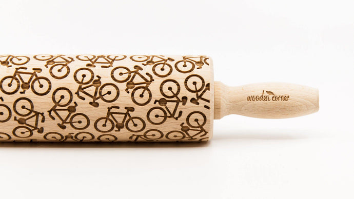 Embossed Rolling Pin