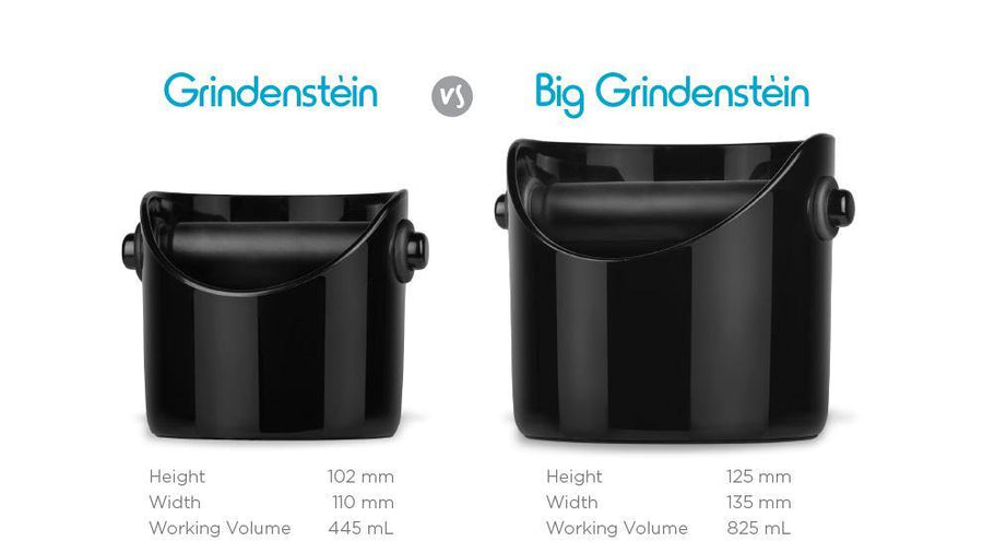 Big Grindenstein Knockbox Black Dreamfarm