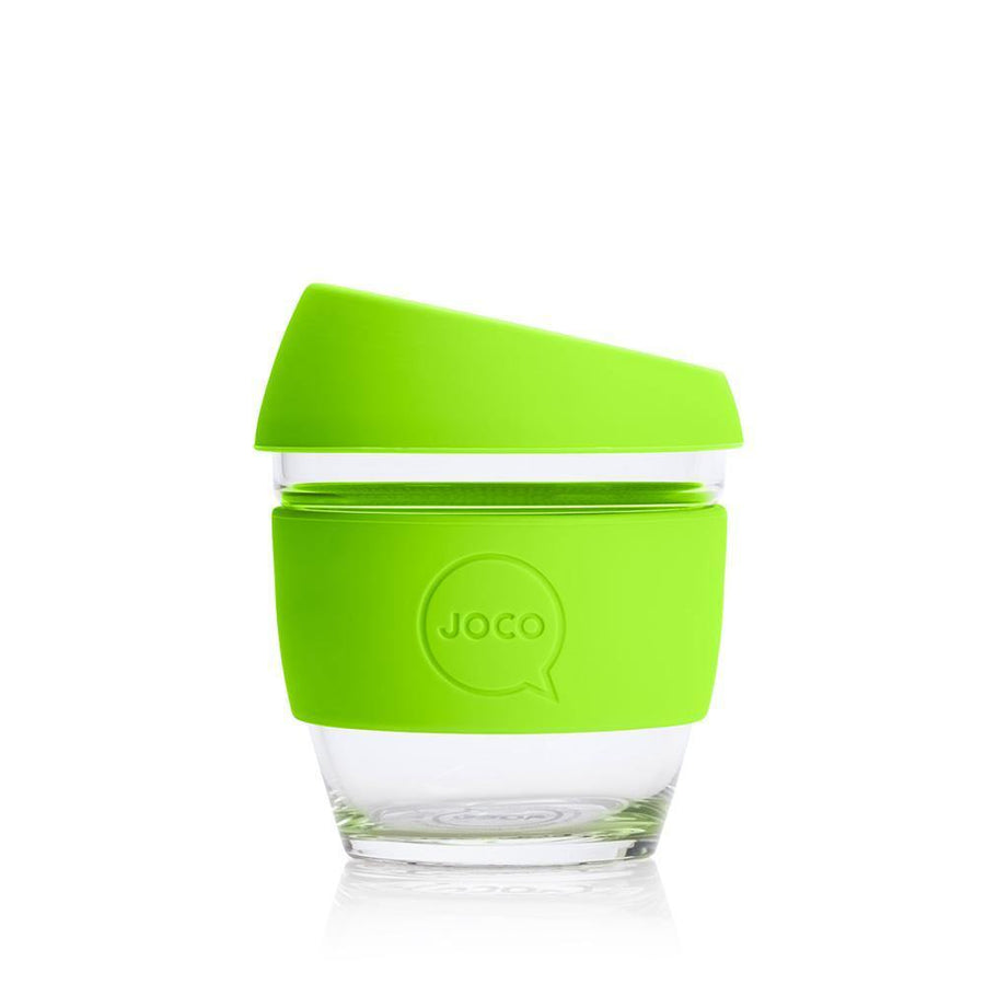 8OZ Joco Reusable Glass Cup