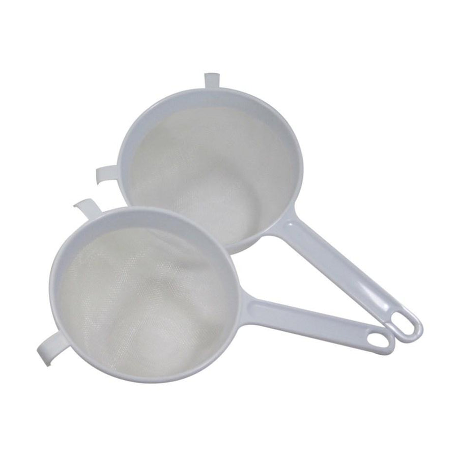 S/2 Nylon Cheese/ Yogurt Strainers Kitchenbasics