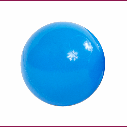 Lot de 50 balles - LIGHT BLUE.