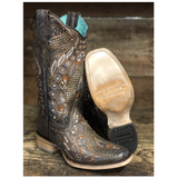 Corral Ladies Cowboy Boots #E1521