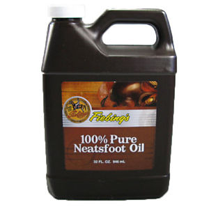 "Fiebing's ""100% Pure"" Neatsfoot Oil - 473 ML"