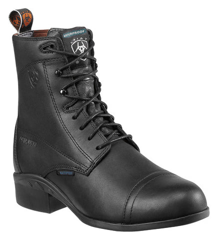 "Ariat Ladies ""Heritage III H2O"" Winter Paddock Boot – Lace"