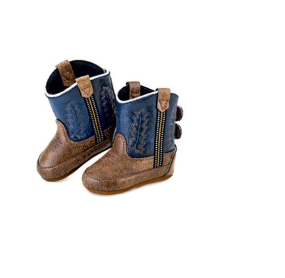 Old West Poppets Infant Cowboy Boots #10104