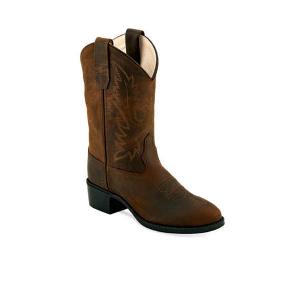Old West Children's Cowboy Boots #1109