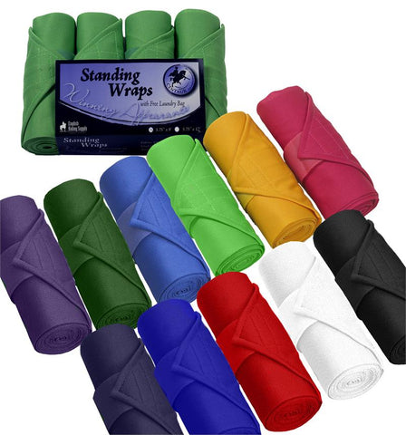 Standing Wraps Bandages 9""