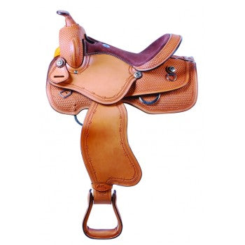 SIERRA Pleasure Western Saddle