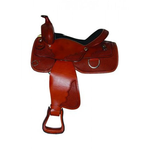 SIERRA Pleasure Reiner Western Saddle