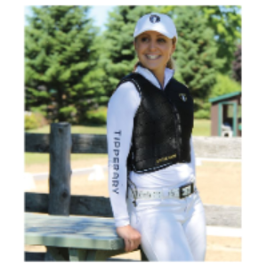 Tipperary Eventer Pro ASTM Safety Vest – Youth and Adult