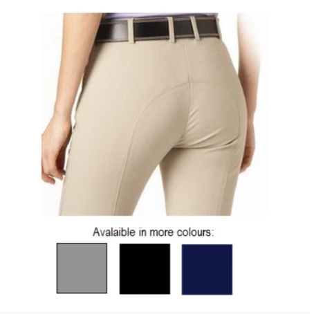 Tuscany 301 Ladies Premium Knee Patch Breeches