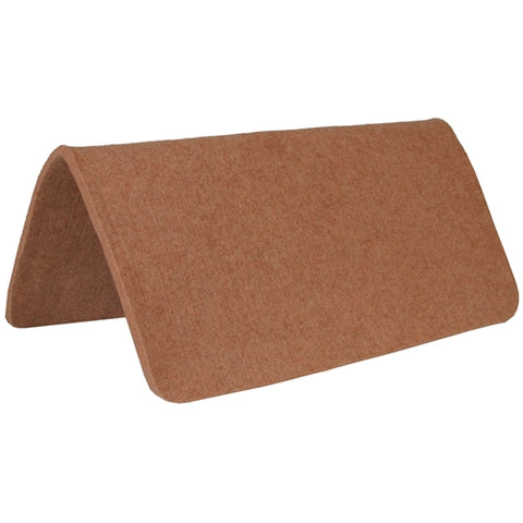 Mustang 100% Wool Saddle Pad Protector